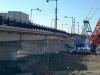 日野橋応急復旧工事 撤去前